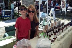 2015 Krista _ Kirt Farmers Market