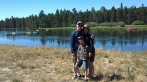 Biking in Sunriver... What a fun family vacation. We biked miles and miles and enjoyed the scenery, parks, pool, nature center and observatory. So much to do as a family and a great spot for a family reunion.