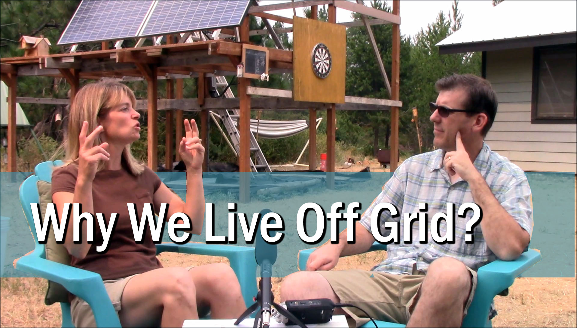 Why Live Off the Grid?