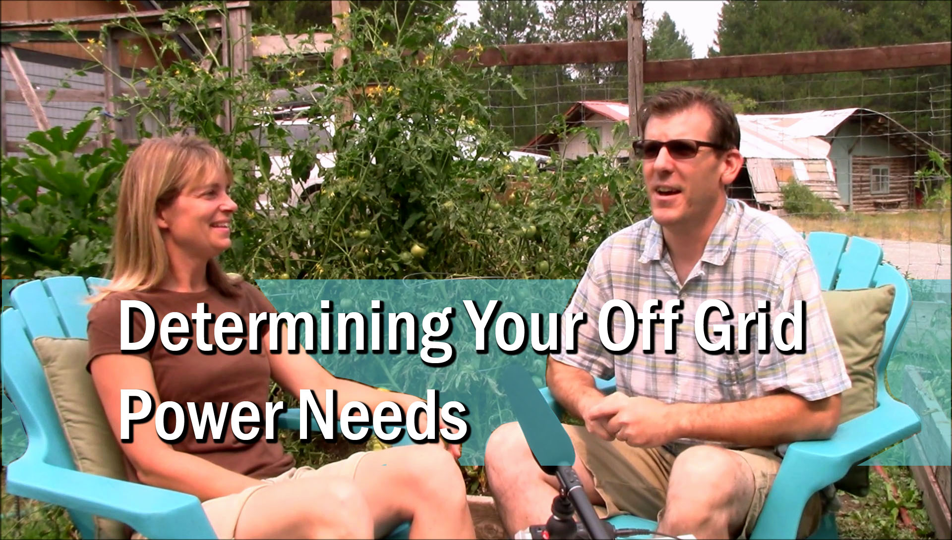 Determining Off Grid Power Needs