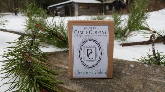 Christmas Cabin Soy Candle
