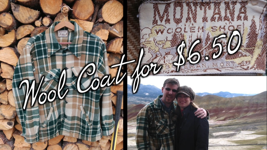 Best Wool Coat for $6.50: A 25 Year Review in the Making